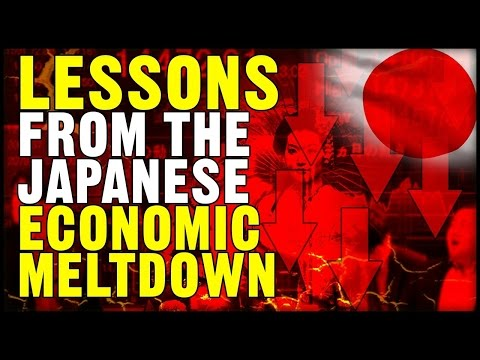 Lessons From The Japanese Economic Meltdown (NEW)