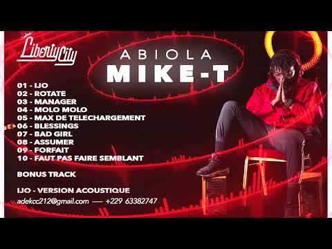 06 BLESSINGS - ABIOLA MIKE-T (Official Audio)