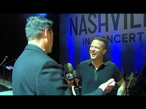 Will Chase speaks about playing Luke Wheeler on ABC's Nasville