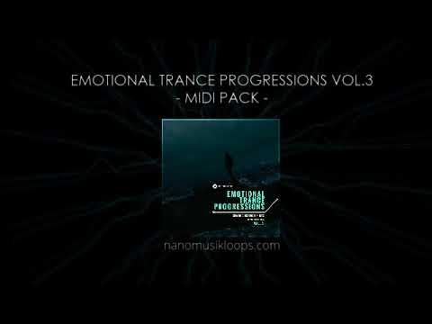 nanomusikloops   Emotional Trance Progressions Vol 3