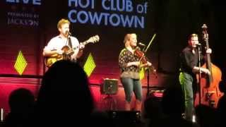 Hot Club of Cowtown - I'm and Old Cow Hand