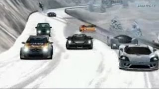 World Racing 2 - Alps with traffic!