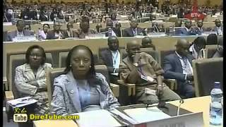 19th AU Summit Opens in Addis Ababa