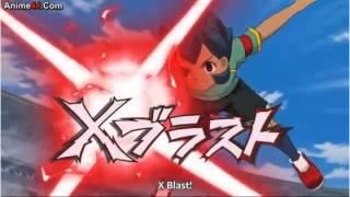 Inazuma Eleven イナズマイレブン - X Blast Xブラスト