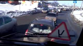 Как учат вождению в Ярославле