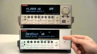 How to Make a Proper Low Current Measurement with the Model 6517B Electrometer
