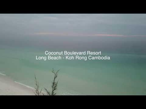 coconut boulevard long beach koh rong Cambodia