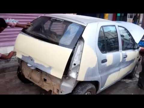 How to Repair a Scratch? |  putty | Fix Deep Car Scratch | Remove Car Scratches