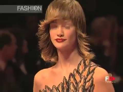 GIVENCHY Spring Summer 1998 Paris – Fashion Channel