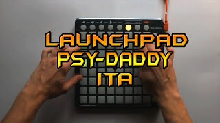 psy daddy launchpad cover ita