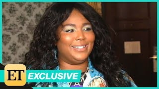 Lizzo Gets WILD DMs From Rihanna! (Full Interview)