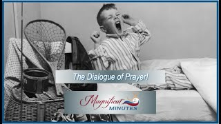 The Dialogue of Prayer.