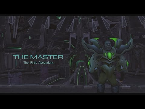 Starcraft II - Custom Campaign: LifeForce - Brutal - The Master - Shatter Ability Showcase
