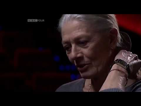 Vanessa Redgrave  with Mark Lawson  Part 1