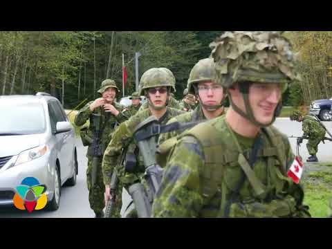 Canada's Minister Of Defence Announces Summer Program For Army Reserves