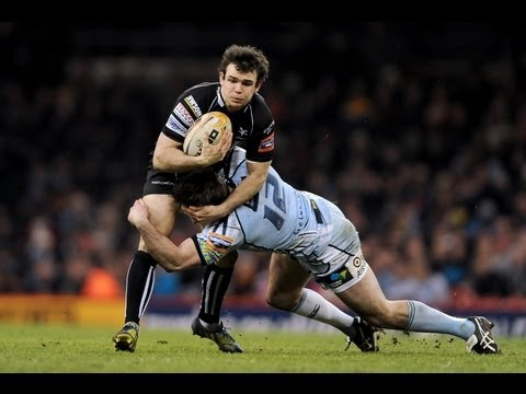 Inventive Ospreys attack Blues v Ospreys 30 Mar 2013