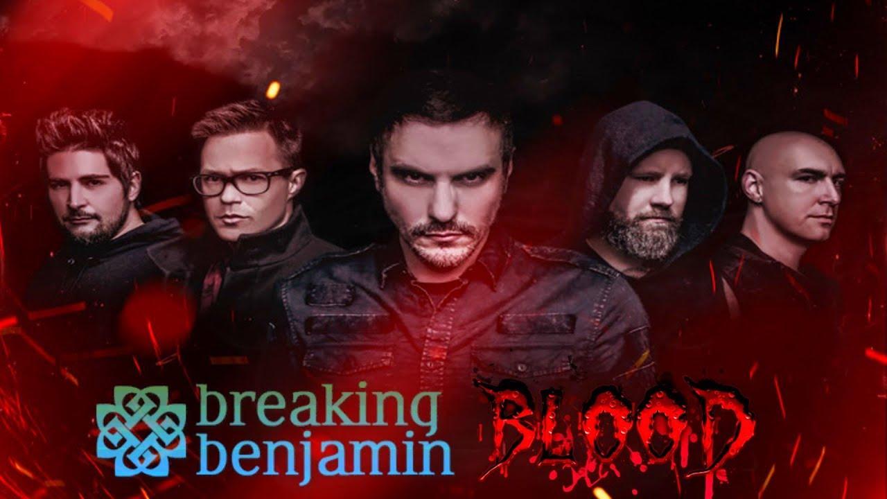 breaking benjamin blood lyric video youtube. Black Bedroom Furniture Sets. Home Design Ideas
