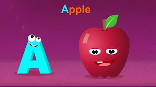 A for Apple B for Ball . abcd Children song by prasanna Bc