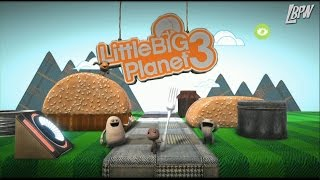 LittleBigPlanet 3 Create Mode & Game Demo (Gamescom 2014)