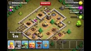 Clash of Clans - Hench Hunters - Ommahha Beech level 24