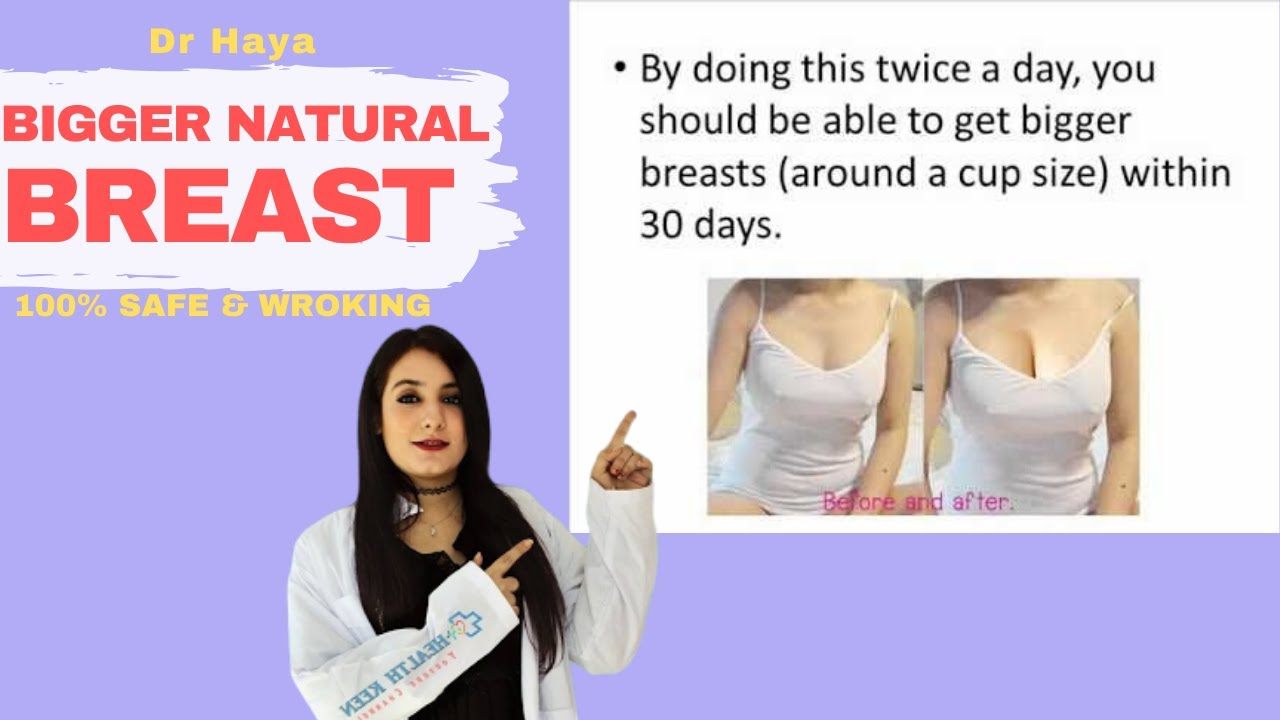 Pin On Bigger Breast Workout