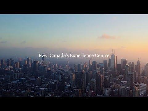 PwC Canada's Experience Centre