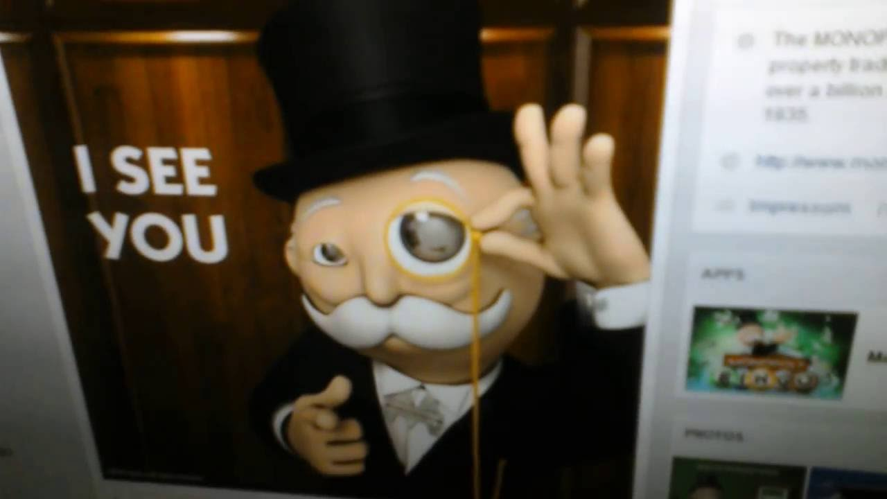 Mandela Effect The Monopoly Guy Has No Monocle Youtube