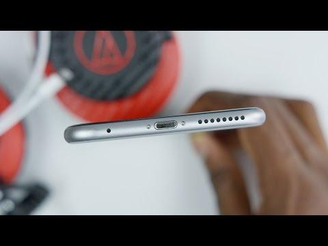 iPhone 7 with no Headphone Jack?!