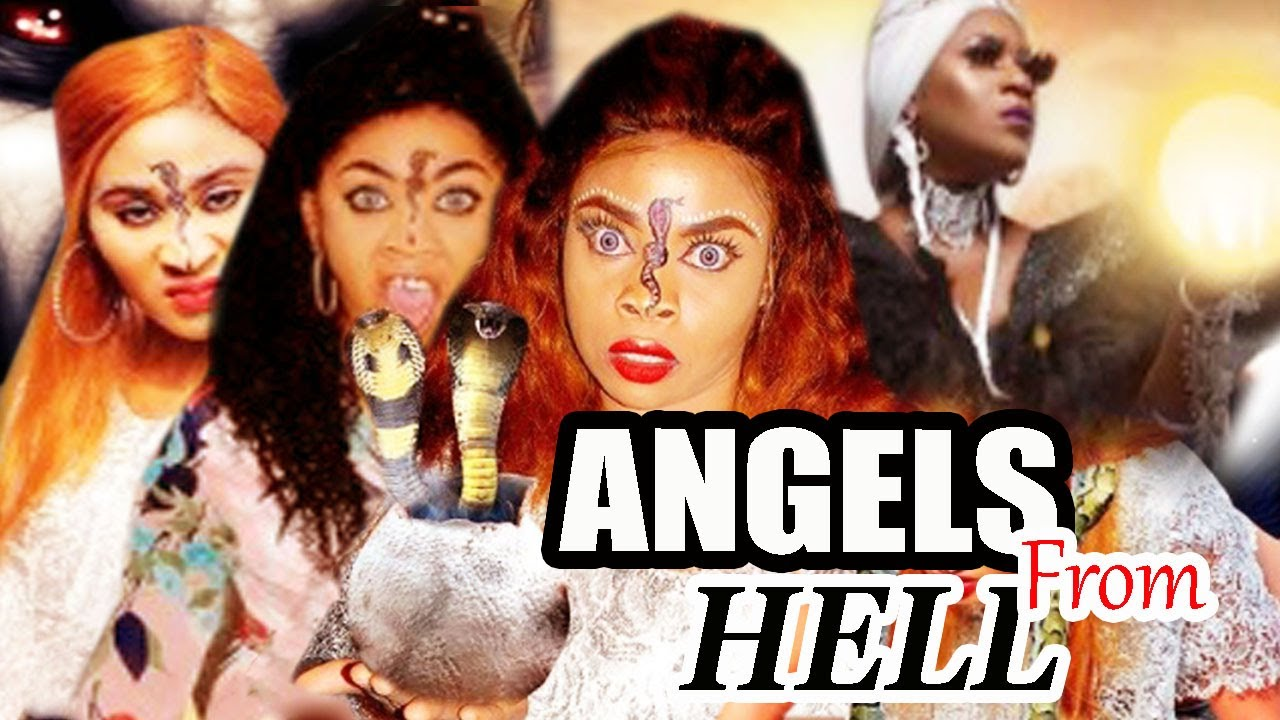 Download Angels From Hell Season 1 -   New Movie   2020  Latest Nollywood Movie.