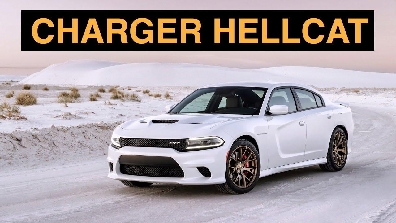 2016 Dodge Charger Hellcat World S Fastest Production Sedan