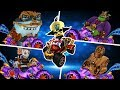 Crash Nitro Kart All Bosses Team Cortex mp3