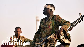 Sudanese soldiers reportedly protecting anti-government protesters amid violent crackdown
