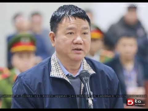 Vietnam's former oil execs appeal jail terms in landmark corruption case