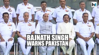 'Our forces can give befitting response to our enemies': Rajnath Singh