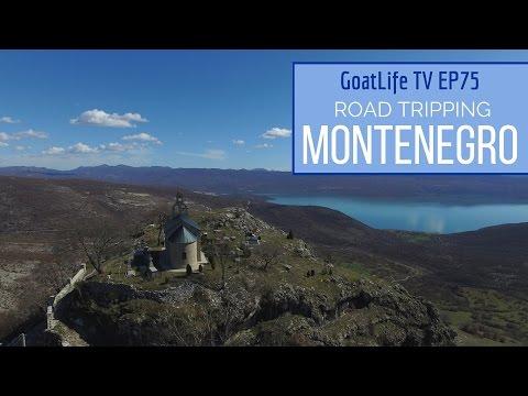 Road Trip in Montenegro