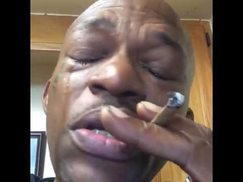 Man Starts Crying After Somiking Some good weed