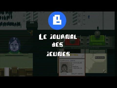 """Journal des Jeunes - épisode 18 """"Jeux vidéo"""" #1"""