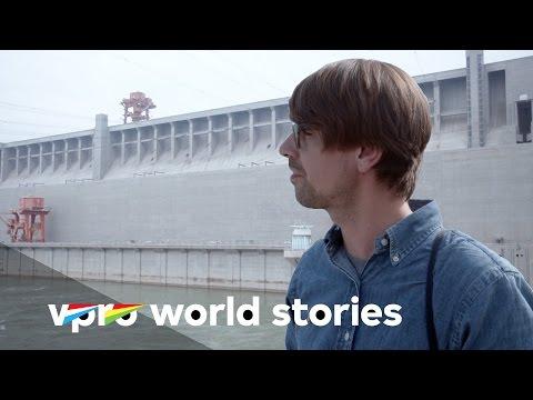 Along the banks of the Yangtze - E4/6 - The Dam
