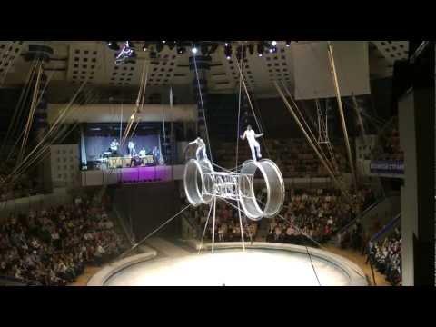Цирк братьев Запашных - Колесо смерти