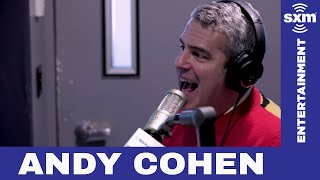 Andy Cohen on joining Anderson Cooper on New Year