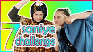 EĞLENCELİ 7 SANİYE CHALLENGE !! Fun 7 Seconds Challenge !! Fenomen Tv