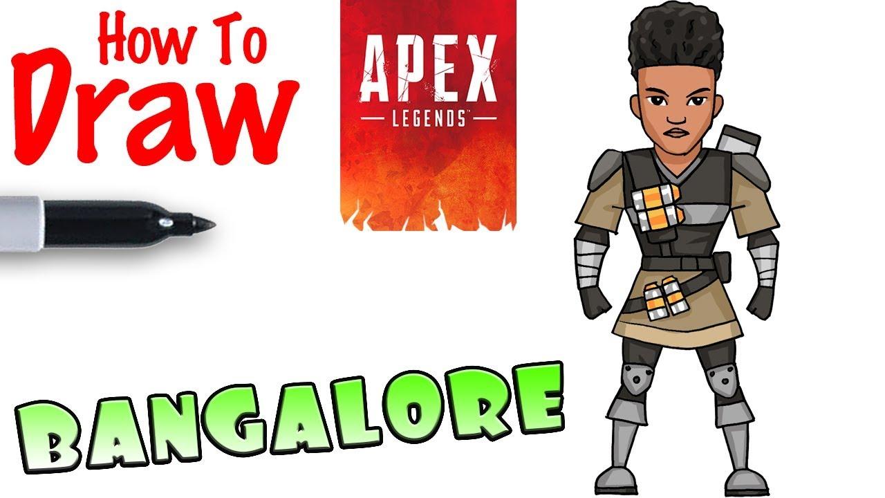 How To Draw Bangalore