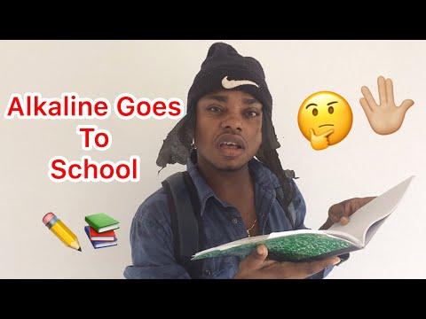 Alkaline Goes To School | @nitro__immortal