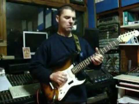 George Chatzopoulos Stormy lady - rock electric guitar instrumental