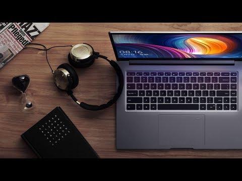 Xiaomi Mi Notebook Pro! [Unboxing,Review,Overclock] [Greek]