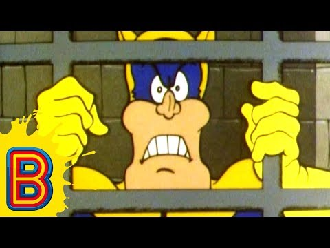 Bananaman | Episode Compilation | The Mummy's Curse! | Shows for Kids | Beano