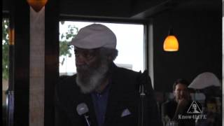 Dick Gregory at the Taste