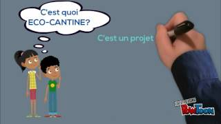 Projet ECO-CANTINE