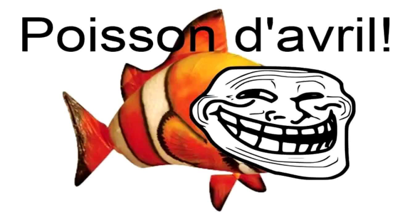Le Troll Du Poisson D'avril 2014