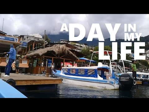 A DAY IN MY LIFE - Living on $25/day in Guatemala